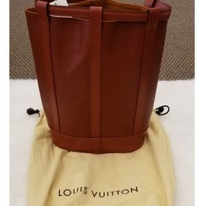 ❤ SALE Louis Vuitton Backpack & Handbag AUTHENTIC